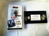 La Ciudad No Es Para Mi VHS  Cinta VideoPaco Martinez Soria Nuestro Cine 1965