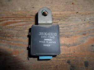 Relais buzzer 38590-60B10 pour SUZUKI VITARA de 1988 a 2000