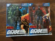 GI Joe Classified Cobra Island Cobra Trooper  & Beach Head Target Exclusive