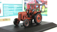 DT-20 Tractor Collectible Soviet Farm Vehicle USSR 1958 Year 1:43 Scale HACHETTE