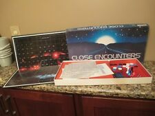 Vintage 1978 CLOSE ENCOUNTERS OF THE THIRD KIND Board Game - Complete