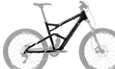 "NEW Cannondale Jekyll 26"" Alloy Full Suspension S , M Frame BB30 Black"