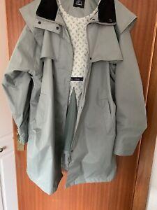 Ladies green Jack Murphy Jacket size 20