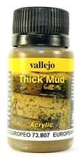 Vallejo European Thick Mud Model Paint Kit VAl 73807