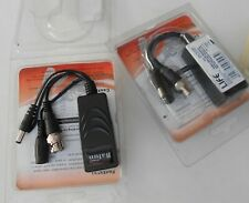 FS-4301VPD-II - 2 PEZZI - Video Power Audio Balun PASSIVO CAT 5e/6 - 200 MT MAX
