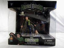 Disney Haunted Mansion Caretaker Hitchhiking Ghost Action Figure Play Set