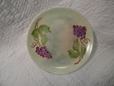 """Crown Potteries Company Dessert Plate Hand Painted 7 1/2"""", EXCELLENT CONDITION"""