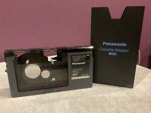 Panasonic vhs-c cassette adapter Vow-TCA7E