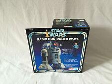 brand new star wars palitoy remote control r2-d2 box