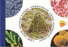 Países Bajos 2011 Prestige marcas cuaderno 36 MH 83 ** microbiología