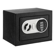 Home Office Electronic Lock Password Steel Plate Safe Box Documents Money Hidden