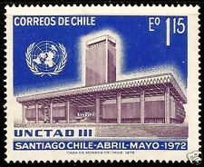 CHILE, UNCTAD III, 1972, MNH