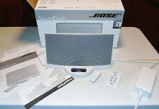 Bose SoundDock ~Digital Music System, iPod, iPod Mini, iPod Nano, iPhone ~ White
