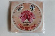 Faltblätter Florentine Pünktchen 02; 65 Blatt D: 10 cm 80 g/qm