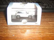 OXFORD DIE-CAST - MINI (NEW) - COLOUR PURE SILVER - 00 gauge / 1:76 model