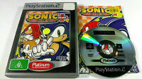 Sonic Mega Collection Plus PS2 Playstation 2 MINT DISC