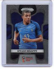 KYLAN MBAPPE 2018 PRIZM WORLD CUP SOCCER ROOKIE CARD #80 FRANCE HOT!