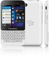 Blackberry Q5 White 8GB Smartphone Qwerty Unlocked New Condition - Warranty