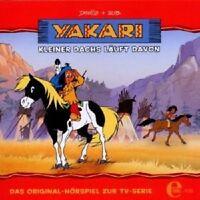 YAKARI - (4) KLEINER DACHS LÄUFT DAVON  CD NEU