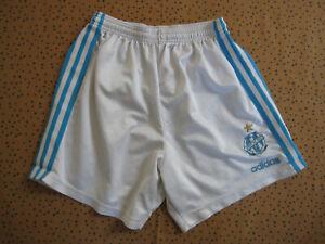 Short Adidas Olympique Marseille OM Panasonic Vintage Oldschool - 42
