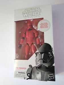 Star Wars Black Series Sith Trooper First Edition White Box