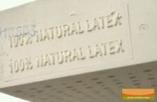 Matelas 100% latex naturel Deluxe Mellow référence Coton Biologique Laine Vierge