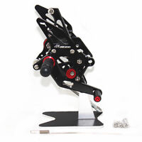 Foot Pedals Rearset Rear Sets Foot Pegs YAMAHA YZF-R3 R25 2014 2015 2016 2017
