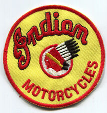 INDIAN MOTORCYCLES PATCH (PWP009)