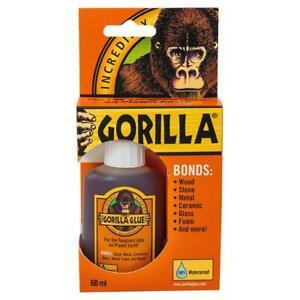 60ml Gorilla Incredibly Strong Polyurethane Waterproof Glue