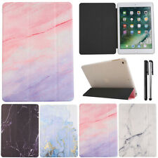 Leather Smart Flip Case Cover For iPad 9.7 5th 6th 7th Gen 10.2 Air 2 3 Pro 10.5