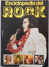 ENCICLOPEDIA DEL ROCK EUROCLUB 1978 NICK LOGAN BOB WOFFINDEN