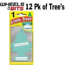 12 X Magic Tree Arbre Magique Oceano Paradise Profumo Fragranza Auto Furgone