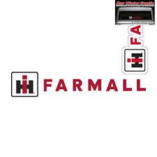 International Harvester IH Heckscheibenaufkleber Emblem Aufkleber Decal Sticker