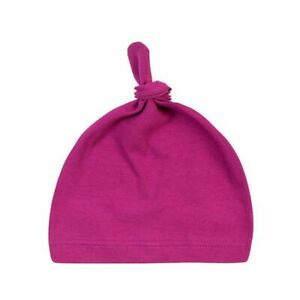 Hats Baby Knot Cotton Spring Autumn Toddler Beanies Winter Warm Solid Children