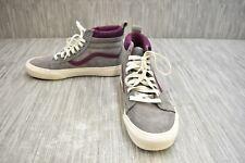 Vans SK8-Hi MTE Casual Skate Shoes, Unisex M(7.5), W(9) - Gray