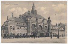 Eisenbahn & Bahnhof Ansichtskarten vor 1914 aus Schleswig-Holstein