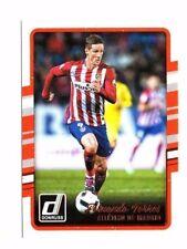 Fernando Torres 2016-17 Panini Donruss Soccer, Atletico  Madrid, Card # 17