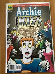 ARCHIE #629 ARCHIE MEETS KISS regular cover NM