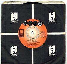 CANADA POP 1975 FRENCH 45 RPM MICHEL SARDOU : REQUIN CHAGRIN + UN ACCIDENT
