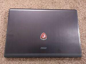 MSI GS70 i7 4th Gen 8GB RAM with 2gb GTX 765M Gaming Laptop Free P&P