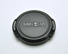 Genuine Minolta LF-1049 49mm Front Lens Cap Snap-On Auto Focus Lenses (#3233)