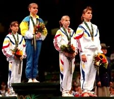 1996 Olympics: Women's All-Around, Gymnastics DVD- Miller/Dawes/Podkopayeva