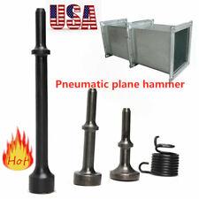 3Pcs Hammer Bits Smoothing Pneumatic Air Hammer Pneumatic Chisel Bits Tools Kit