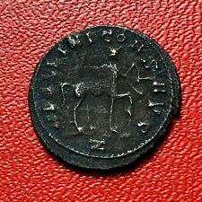 #4280 -RARE - Romaine Antoninien - Gallien (APOLLINI CONS AVG) belle qualité