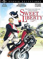Sweet Liberty (DVD, 2004) Alan Alda Michael Caine