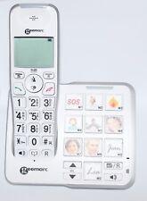 Seniorentelefon Geemarc AmpliDECT 295 Photo/ weiß