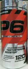 Cellucor P6 Original Ergogenic Testosterone Booster - 120 Capsules