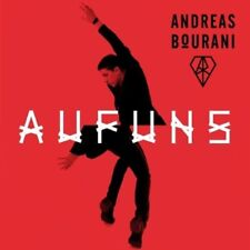 ANDREAS BOURANI - AUF UNS (2-TRACK)  CD SINGLE NEW+