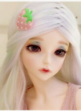 BJD Doll 1/4 Girl free eyes + face make up Beautiful Woman Resin Cy