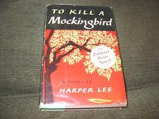 To Kill a Mockingbird by Harper Lee HB dj 14th print! HC hardcover w/dj rare